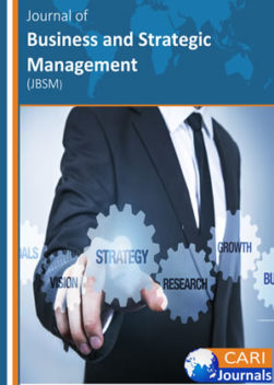 Journal of Business and Strategic Management