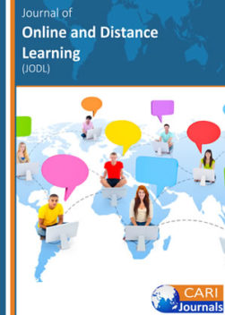 Journal of Online and Distance Learning